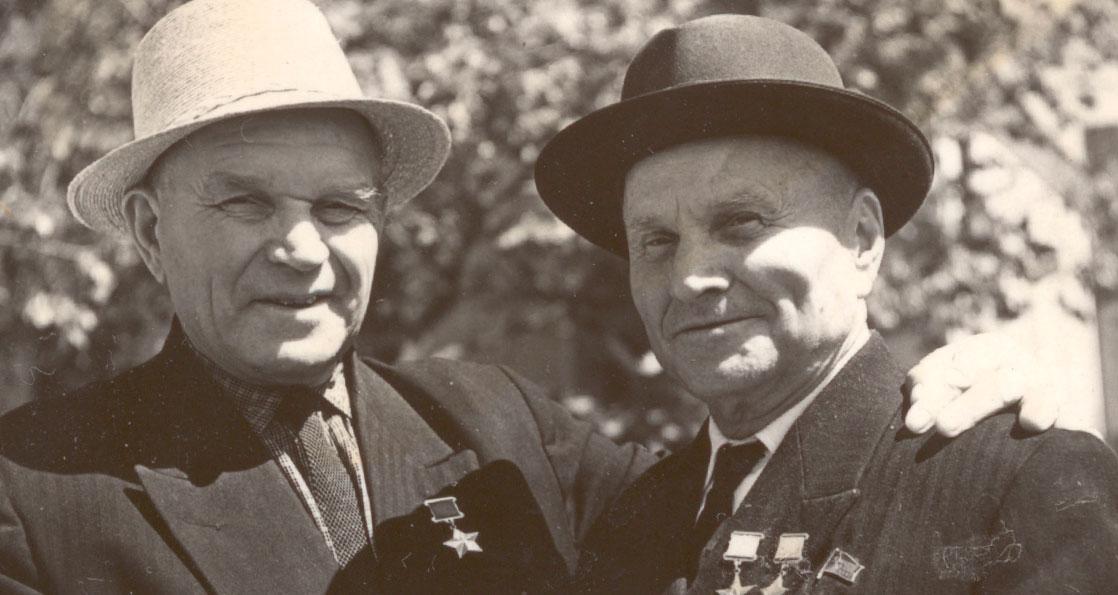 Корж и Орловский