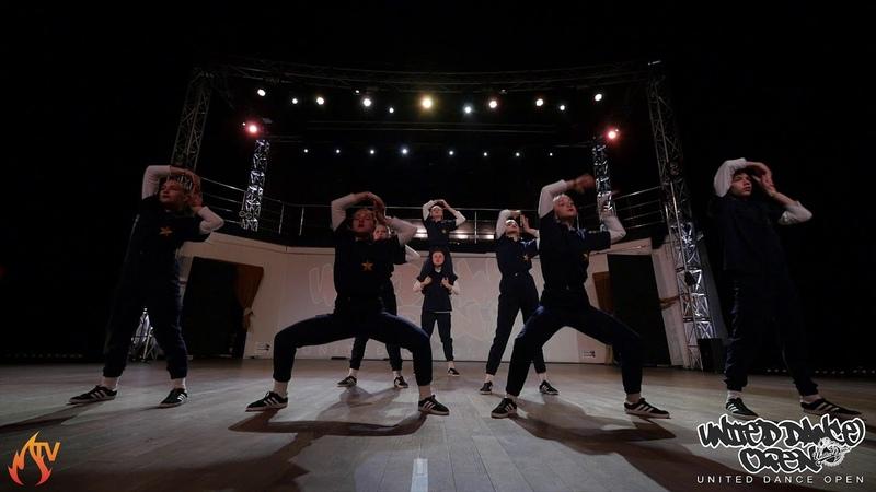 BUCKWHEAT FUN | Teens Beginners | UNITED DANCE OPEN XXVI