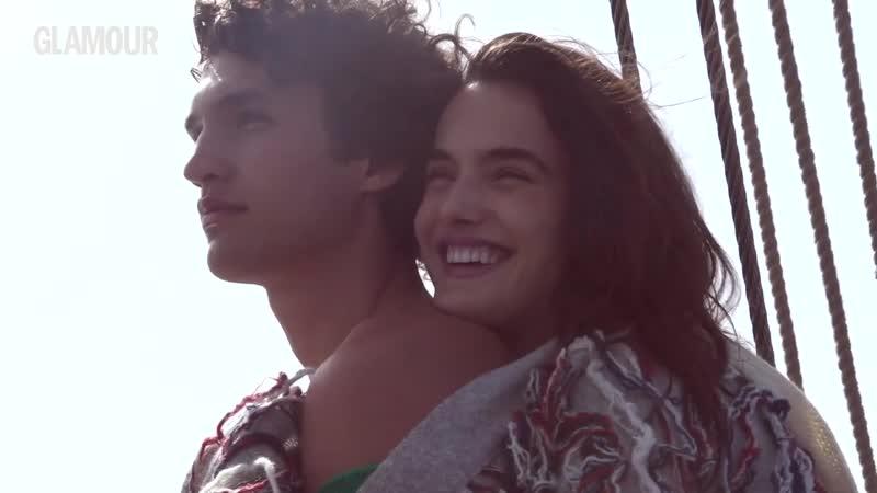 La gran AVENTURA de Blanca Padilla y Francisco Henriques Glamour España