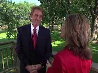 Eye To Eye: Earmark Debate (CBS News)