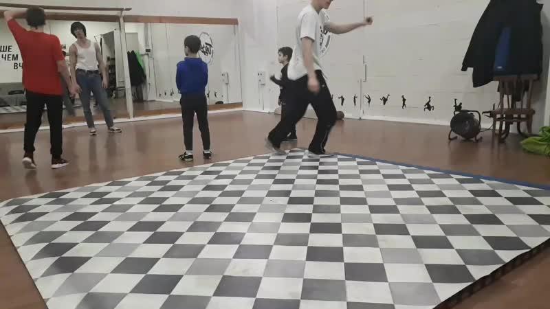 2 HARD 2 BITE by Rubick style 🇰🇿