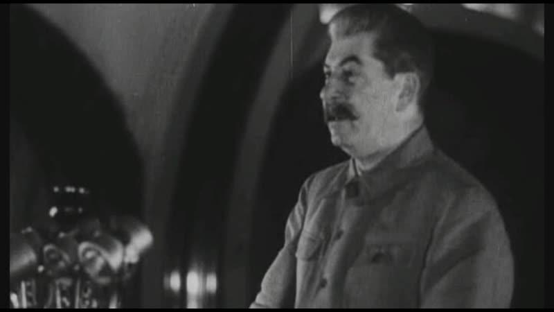 9 Мая 75 лет Победы Лучшее Сталин Если немцы хотят иметь с нами истребительную войну они её получат WW2 Stalin