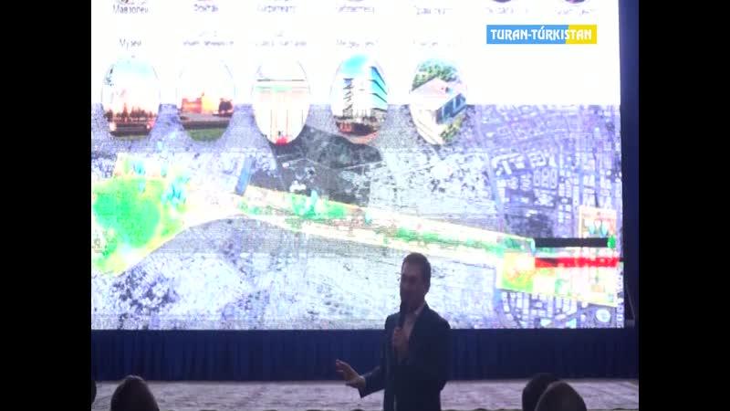 Тұран Түркістан Әкім кәсіпкерлермен кездесті 30 01 2020