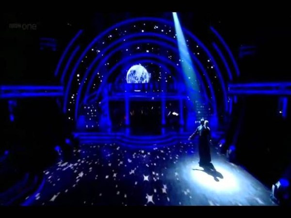 Mario Lanza My Heart Stood Still dancers Anton du Beke Erin Boag