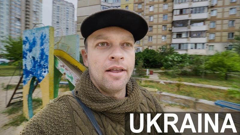 Kontrasty Ukrainy - Kijów [4k]