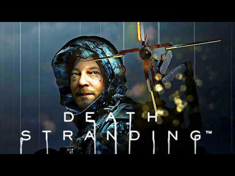 Death Stranding ► Хиральный босс ► Прохождение 4 [сложность: ВЫСОКАЯ]