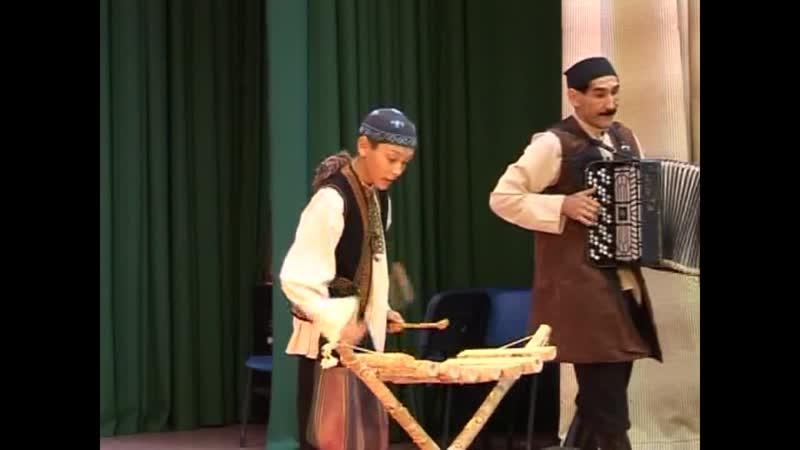 Гаяз һәм Ильшат Габдуллиннар Түгәрәк уен Төмән 2009 ел