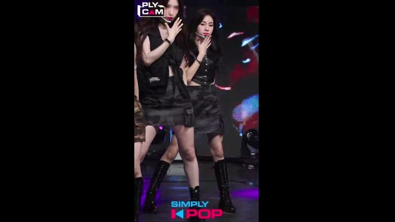 [190823/Arirang] Dahyun - Love Is Over @ Simply K-Pop