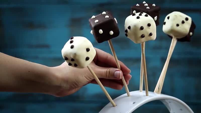 Кубики из молочных ломтиков Больше рецептов в группе Десертомания