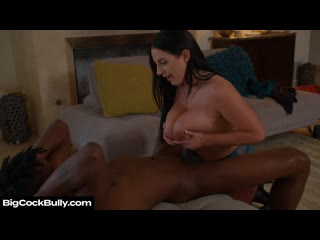 [NaughtyAmerica] Angela White - Big Cock Bully NewPorn2019