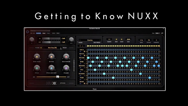 Getting to Know NUXX Audiaire Tutorials