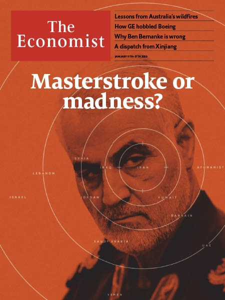 The Economist USA 01.11.2020