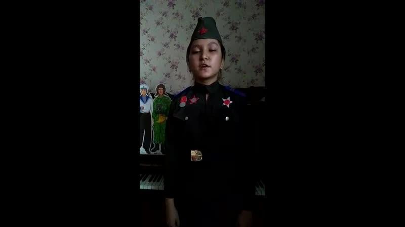 Мидатгалина Гульназира 11 лет Сибайский филиал ССМК
