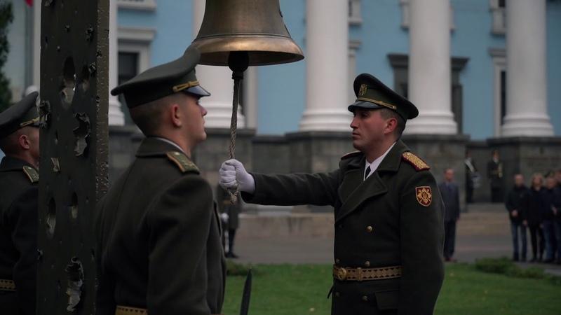 Прикордонники вшанували пам'ять побратима Артема Коханого