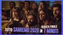 The Jackal - Tutto SANREMO in 7 MINUTI (serata finale)