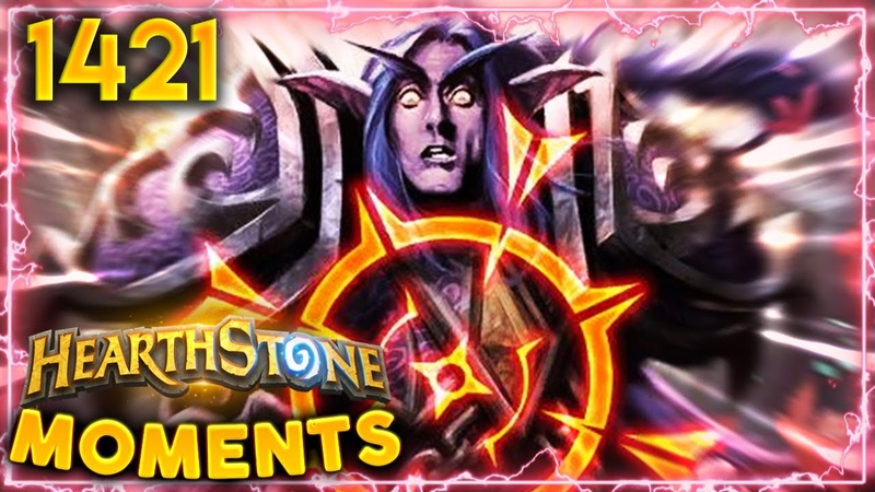 ARE YOU Ready For Some E SPORTS Hearthstone Daily Moments Ep 1421
