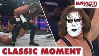 |WM| Стинг неожиданно дебютирует в TNA (NWA-TNA PPV #50) | Classic IMPACT Wrestling Moments