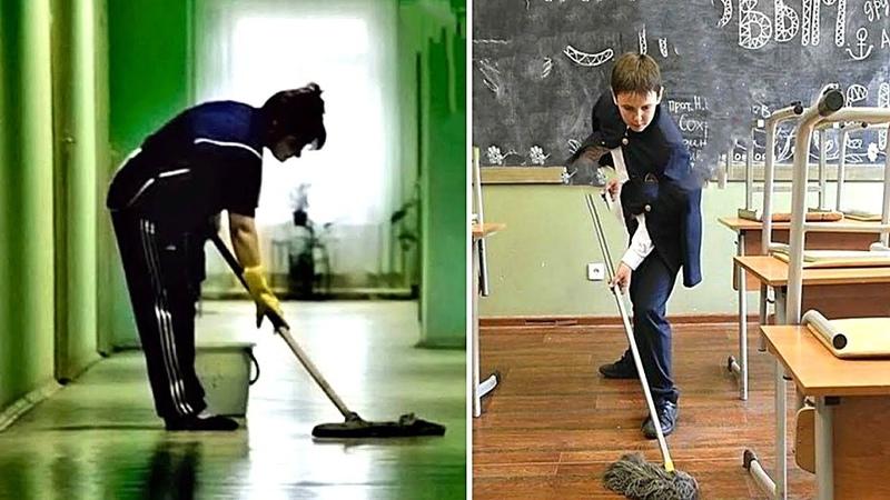 Учительница Сказала Сын Уборщицы Никогда Ничего Не Добьется Через 15 Лет