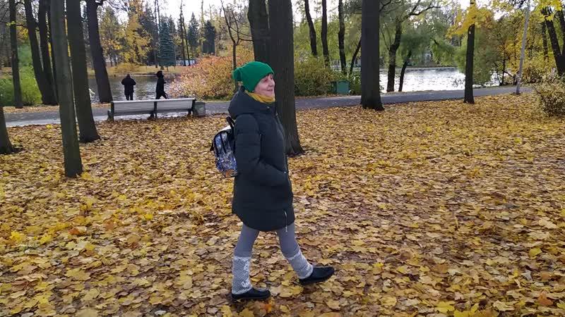Октябрь 2019, Елагин