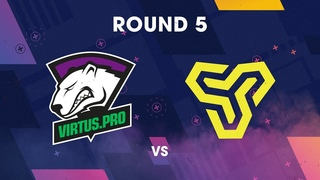 BLAST Pro Series Istanbul 2018 - Round 5  vs. Space Soldiers