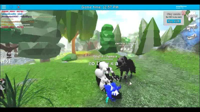 симулятор волка бета