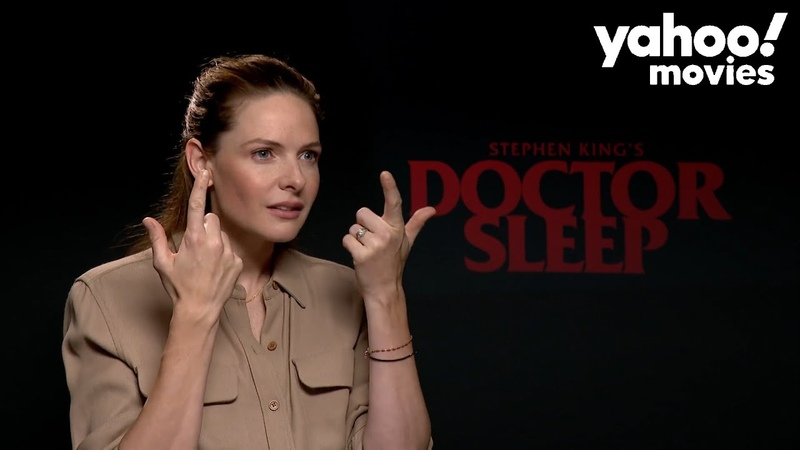 Rebecca Ferguson Says Another Shining Sequel Wouldnt Shock Her   Yahoo Movies UK