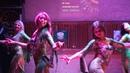 Bellydancing on broadway _ Emad Sayyah Zills Sagat Bellydance troupe Navah in Seoul Korea