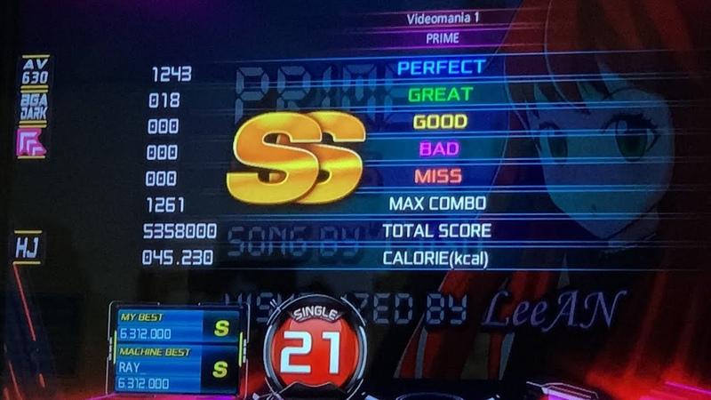 Prime S21 SS [Sin cruces] HJ PIU XX