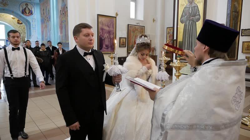 Свадьба Артура и Альбины 20 ноября 2019 г Ростов на Дону