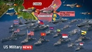 10 ASEAN US to hold first Joint Naval Drills near South China Sea