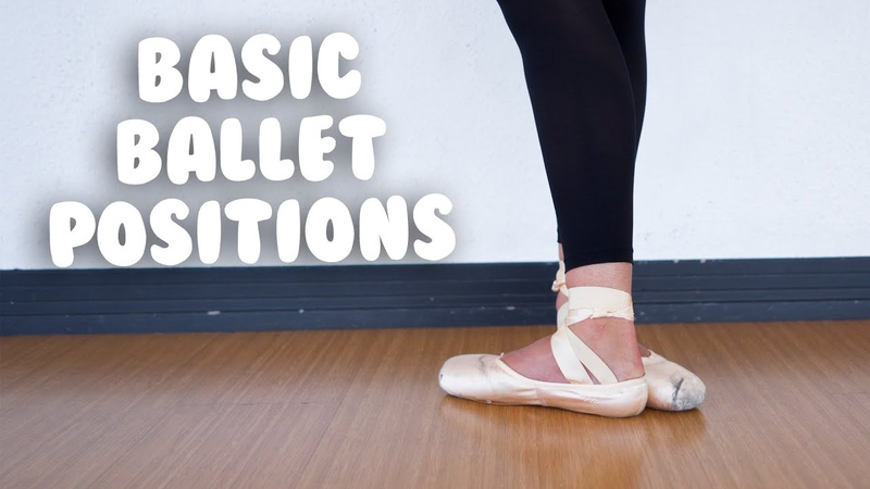 Basic Ballet Positions I Arms and Feet With Auti Kamal @MissAuti