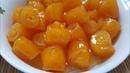 Portakal Kabuğu Reçeli Nasıl Yapılır Tam ölçü tam kıvam lokum gibi harika bir lezzet