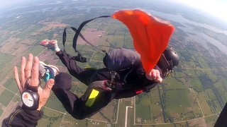 Friday Freakout: Skydive Student Spins Out Of Control on AFF Cat D Jump