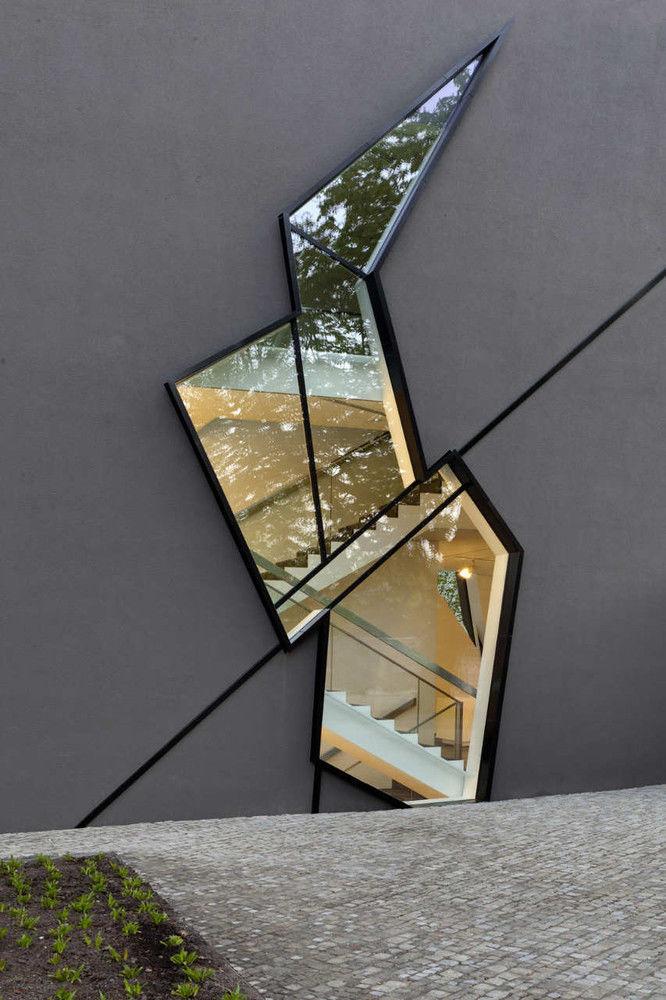 Felix Nussbaum Museum / Studio Libeskind