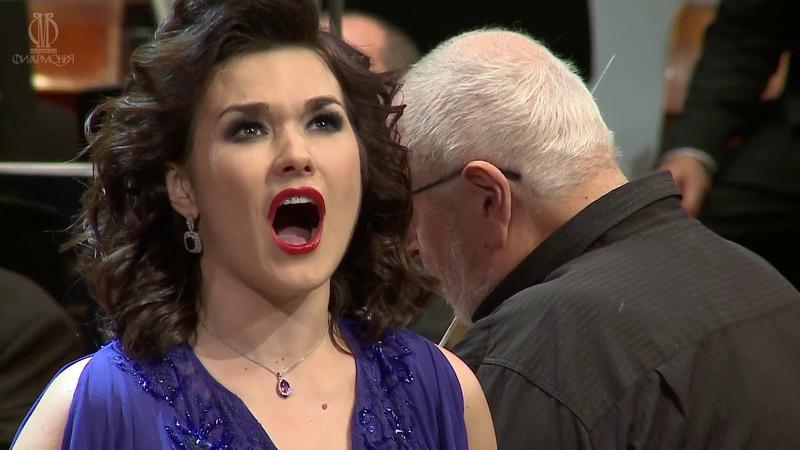 Olga Peretyatko sings Rachmaninov Ольга Перетятько три песни Рахманинова