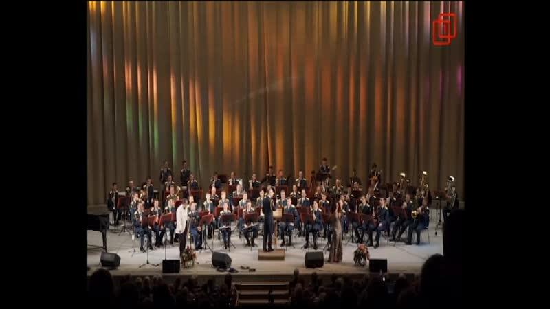Мари Карне Caravan юб концерт В Лебедева