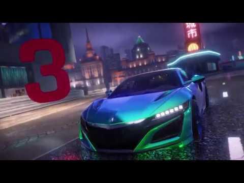 Asphalt 9 Acura 2017 NSX Car Hunt Riot 1 38 670 *Top 3*
