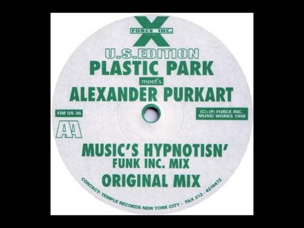 Plastic Park Meet's Alexander Purkart Music's Hypnotisn'