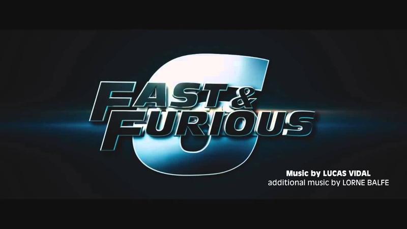 Fast Furious 6 by Lucas Vidal
