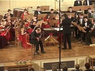 Евгений Петров - Astortango для балалайки и оркестра русских народных инструментов (2004)