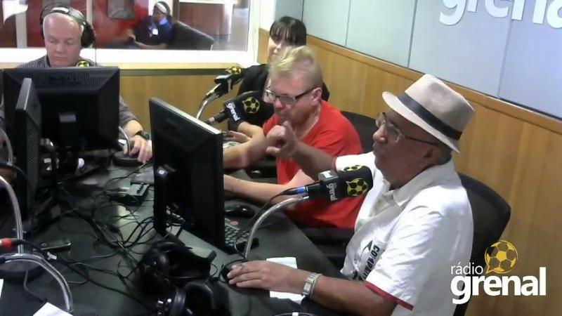 Haroldo de Souza e Kenny Braga discutem sobre D'Alessandro no time do Internacional