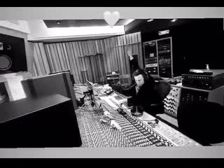 Behind the scenes snippet of @elonmusk producing don't doubt ur vibe by grimezs