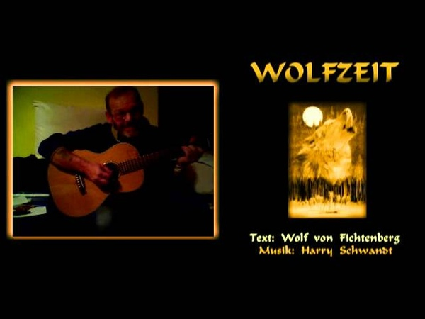 Wolfzeit (Harald Petry) - lyrics by Wolf von Fichtenberg