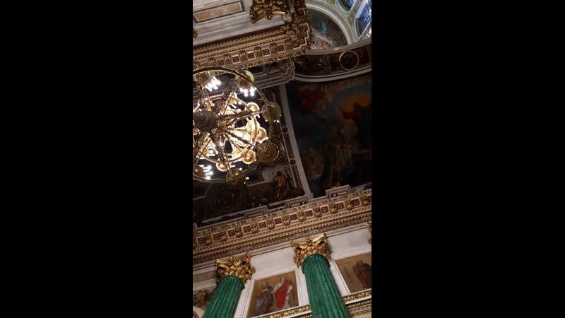 Live Богослужебный хор Исаакиевского собора
