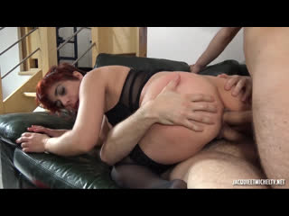 Maria 40 Years Old FRENCH - All Sex Anal DP Milf Mature Reality Redhead MFM Hardcore Big Ass, Porn, Порно