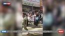 Протесты в Ираке привели к закрытию границы с Кувейтом