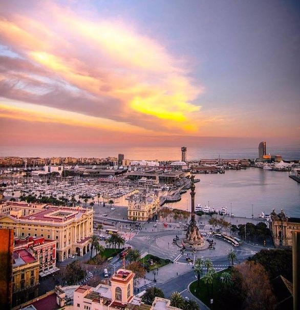Еще дешевле! Петербург: ПРЯМЫЕ рейсы в Барселону за 9300 рублей туда-обратно