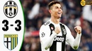 Juventus vs Parma 3 3 Highlights Goals Resumen Goles 2019 HD Last Match