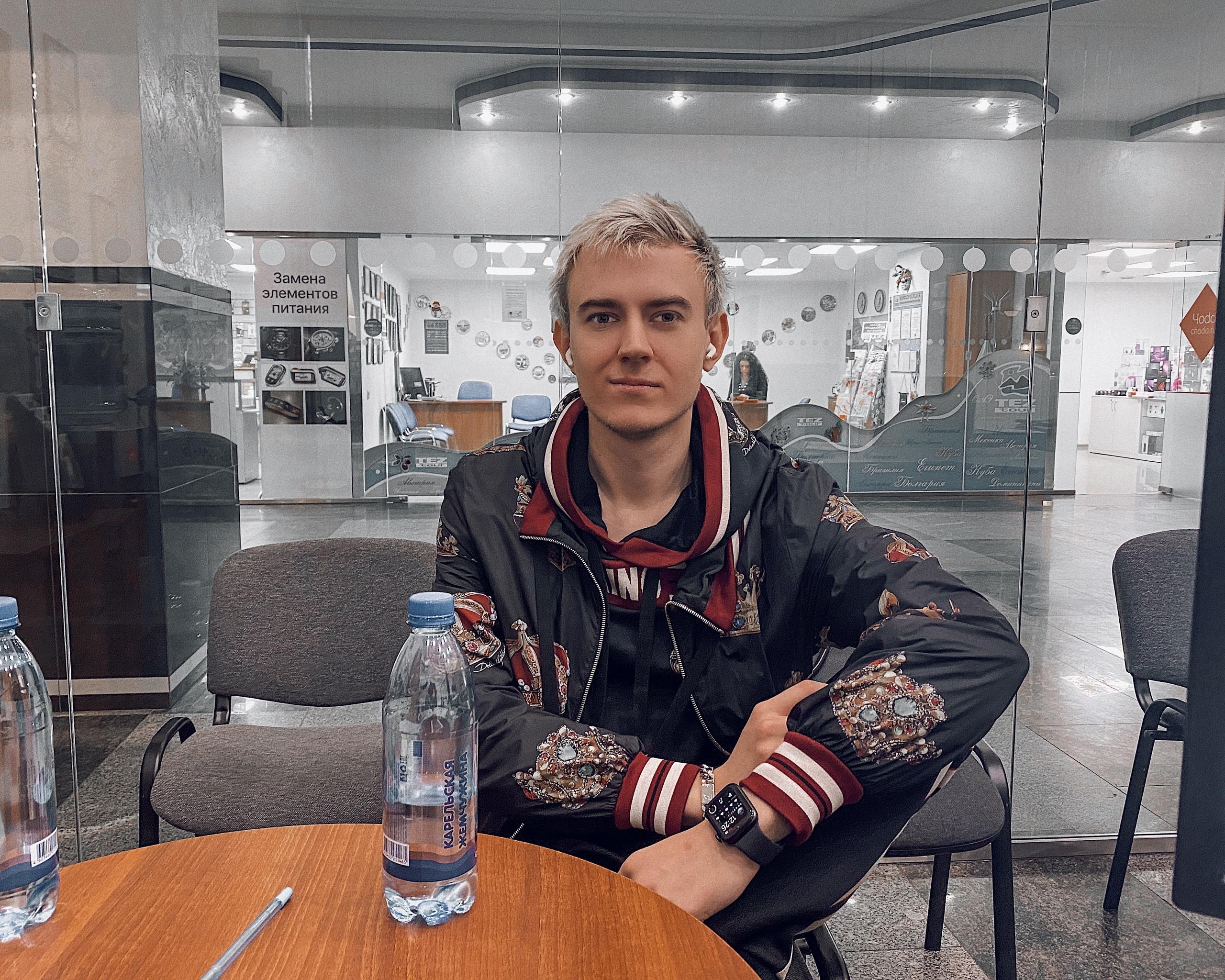 Святослав Гусев