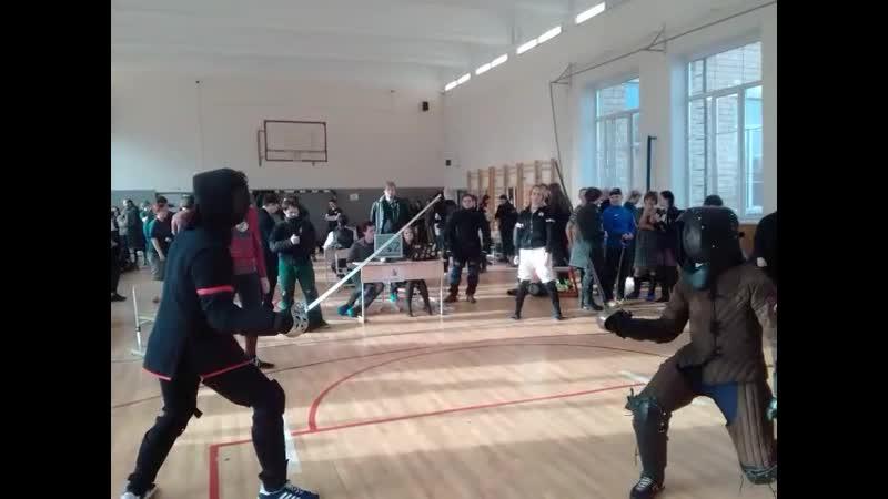 Павел Кобзев бои в группе 01